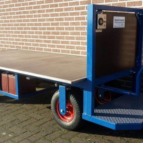 Elektrische platformwagen